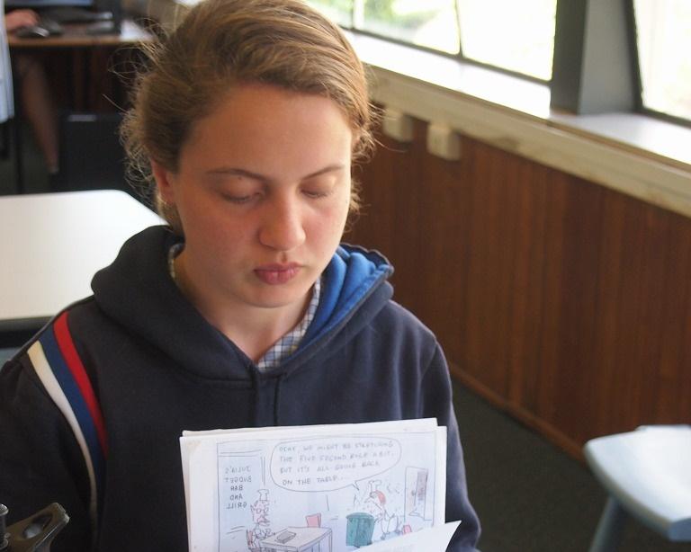 1taroona-high-school-student
